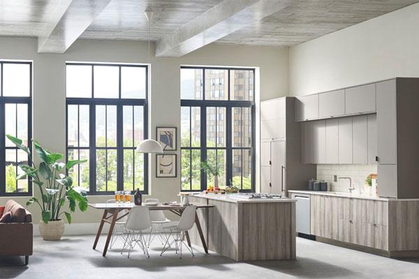 Urban Modern Kitchen Gallery